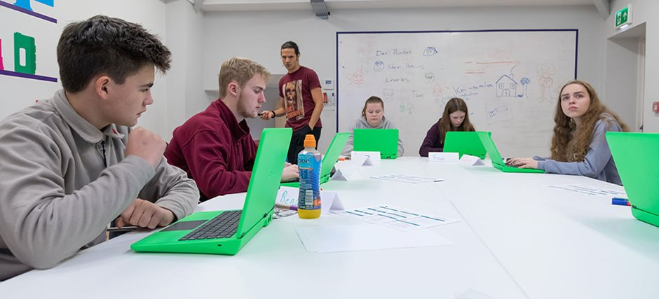 Partnership continues to equip students with digital skills