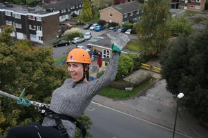Our charity abseil