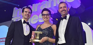 1<sup>ST</sup> CENTRAL awarded for 'Excellence in Technology' at the Insurance Times Awards