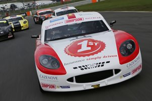 Sebastian Priaulx set to compete in his first race of the 2017 Ginetta Championship this weekend